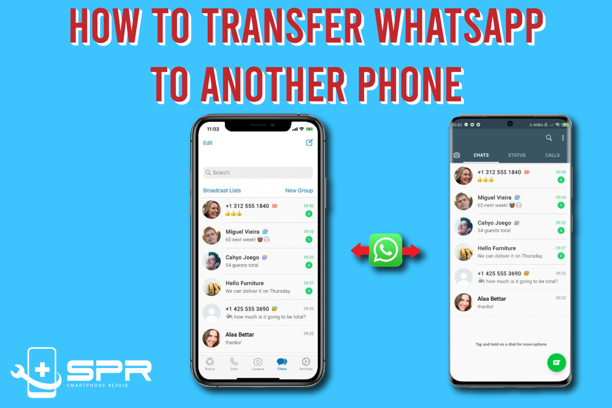 how to transfer whatsapp