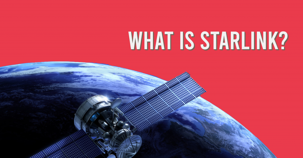 What is starlink?