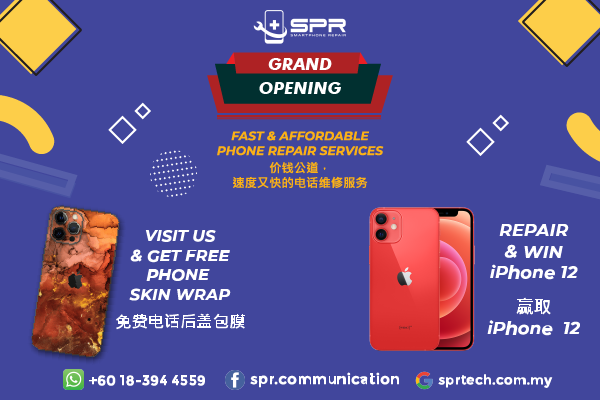 Sri petaling phone repair shop